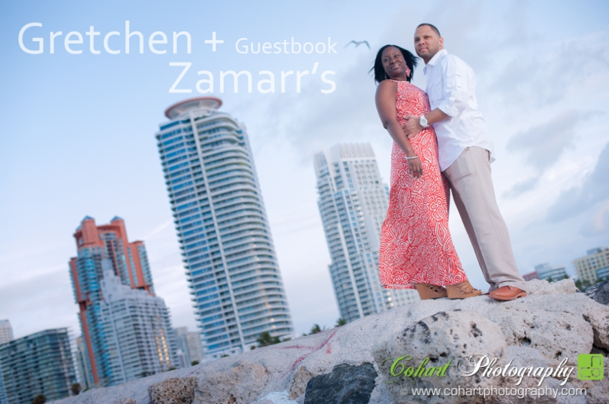 Miami Wedding Photographers, Guestbook